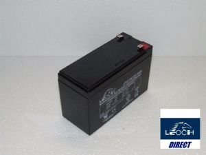Leoch LP12-7.0S - 12volt 7ah Rechargeable AGM Battery